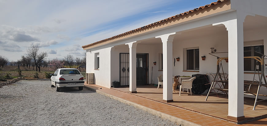 Bacor Farmhouse / Cortijo Granada Spain 325,000 Euros